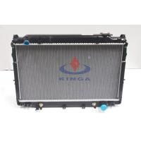 Wholesale Aluminum Car cooling system toyota radiator 425 * 708 * 32 / 36 / 48 mm from china suppliers
