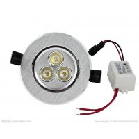Wholesale 3W COB LED Bulb Downlight AC85 - 265V  PF 0.95 for office / shop from china suppliers