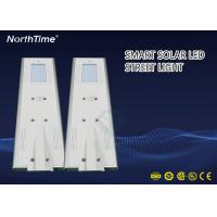 Buy cheap Government Projects 65W Panel LED Solar Street Light 30W for Outdoor Garden Lighting from wholesalers