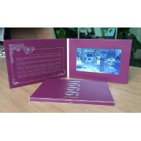 "Wholesale High resolution digital birthday cards , 2.4"" / 4.3"" / 5"" / 7"" video business cards from china suppliers"