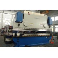 Wholesale 8mm Thickness , 300 Ton Press Brake Machine With Estun E10 E200 CNC from china suppliers