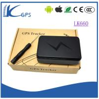 Wholesale Car Vehicle Positioning Tracker with standby 3-5 years-----Black LK660 from china suppliers