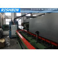 Wholesale Prefabricated House Foam Insulated EPS Sandwich Panel Machine with Fly Saw Cutting from china suppliers