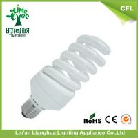 Wholesale Full Spiral 28w 30w Tricolour Powder 10000hour Energy Saving Light Bulbs / Pwer Saver For Home from china suppliers