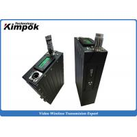 Wholesale 330-530MHz Wireless Digital Transceiver 921600 bps Real - time Vehicle IP Transmission from china suppliers