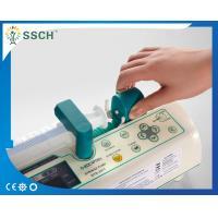 Wholesale Low Power Consumption Medical Syringe Pump Compatible with All Syringe 10mL 20mL 30mL 60mL from china suppliers