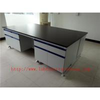 Buy cheap Science Lab Bench Furniture for QC  / Centers for Disease Control and Prevention / Pharmaceutical Factory Laboratory from wholesalers