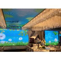 Wholesale Indoor digital LED Advertising Screens Front Access for Fixed Installation from china suppliers