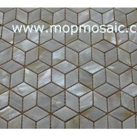 Wholesale White mother of pearl mosaic from china suppliers