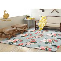 Wholesale Environmental Childrens Bedroom Rugs Non Slip For Living Room / Dining Room from china suppliers