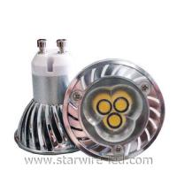Wholesale Dimmable LED Bulb (3x1W) from china suppliers