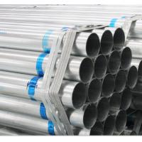 Wholesale China factory price 1/2 inch-8inch thin wall galvanized steel pipe gi pipe from china suppliers