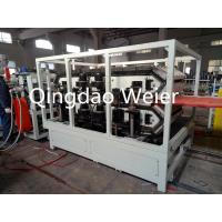 Wholesale Heat Insulation WPC Extrusion Line Pvc Glazed Wave Roof Production Line from china suppliers