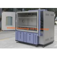 Wholesale LCD Touchscreen Control Double Open Door Climatic Test Chamber With RS485 Ports from china suppliers