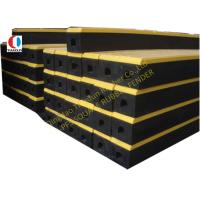 Wholesale Low-friction Marine Dock Bumpers Vulcanized UHMW-PE Facing from china suppliers