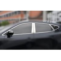 Wholesale Hyundai ix35 Tucson 2009 2012 Stainless Steel Side Window Trim Set Car Window Trim from china suppliers