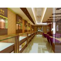 Wholesale Jewellery shop interior design 3d rendering jewellery shop design from china suppliers