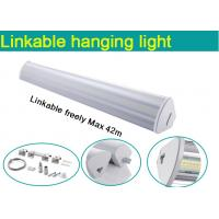 Wholesale No Flicker 130lm/W Linear Suspended Led Lighting multi beam angle 20w/40w/60w from china suppliers