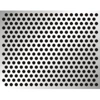 Buy cheap Perforated nickel mesh from wholesalers