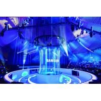 Quality Magic Display 3D Holo Gauze Screen Hologram Mesh Screen Width 80m Holographic Stage for sale