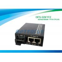 Wholesale 10 / 100 / 1000M Half Duplex rj45 Switch Fiber Optic Cat. 5 UTP cable without module from china suppliers