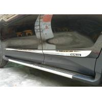 Quality Toyota RAV4 2016 Auto Exterior Trim Parts Side Door Trim Stripe and Tail Gate Molding for sale