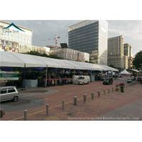 Wholesale Commercial Trade Show / Exhibition Tents Fire Proof Fabric Tent from china suppliers