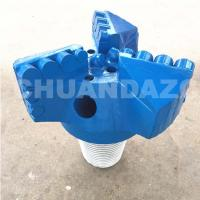 Buy cheap 133mm newly-sold three wing drag bits/5 1-2 three wing drag bits from wholesalers