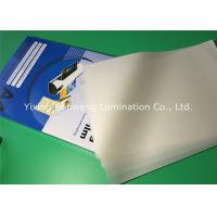 Wholesale PET Laminating Film A4 4 Mil Plastic Laminated Pouches For Docuements from china suppliers