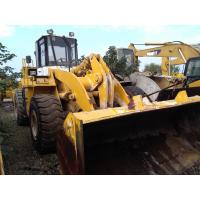 Wholesale 20 Ton TCM Loader Used Construction Machine / Used TCM 870 Wheel Loader from china suppliers