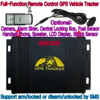 Wholesale GPS107B All-In-One AVL GPS Vehicle Tracker W/ Photo Snapshot, Remote-Control & 2-Way talk from china suppliers