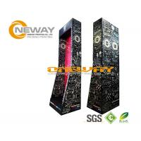 Wholesale Free Standing POS Cardboard Advertising Displays With Pegs For Small Items from china suppliers