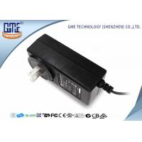 Wholesale US Plug Wall Mount AC DC Power Adapter 24v 1.5a Universal Power Cord Adapter from china suppliers