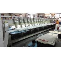 Wholesale 18 Heads Barudan Multi Needle Embroidery Machine Used BENSH-YN-18 from china suppliers
