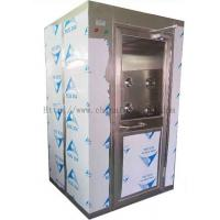 Buy cheap High Speed Clean Air Shower Unit Single  / Double Door Intelligent Automatic Blowing from wholesalers