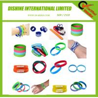 Wholesale silicone bracelets from china suppliers
