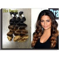 "Wholesale 3 Tone Color Virgin Peruvian Hair Extensions Loose Wave 12""-28"" Inch In Stock Fast Delivery from china suppliers"