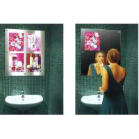 Wholesale mirror light box , LED  BATH WALL MIRROR,led mirror light,magnetic illuminated sign,LED Lighted Bathroom mirror from china suppliers