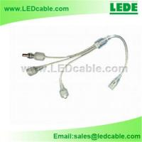 Wholesale LED Waterproof DC Power Splitter from china suppliers