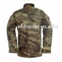T/C a-tacs AU Camouflage Military Clothes