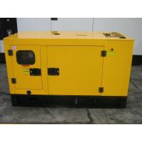 Wholesale Soundproof Cummins Genset Diesel Generator , 1500rpm from china suppliers