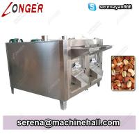 Wholesale Large Capacity Drum Roasting Machine| Peanut Roasting Machine|Nuts Roasting Machine from china suppliers