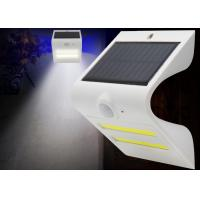 Wholesale Weatherproof Motion Sensor Solar Garden Light Will Turn On Automatically At Night from china suppliers