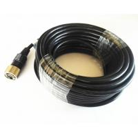 Wholesale 5M 10M 20M 30M Backup Camera Cable , 6pin Mini Din Extension Cable from china suppliers