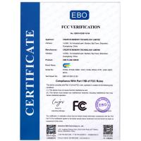 Creative Memory Technology Limited Certifications