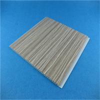 Wholesale Laminating Plastic UPVC Basement Wall Panels 250mm x 5mm x 2950mm from china suppliers