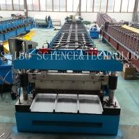 China LYSAGHT KLIP-LOK 700 Roll Forming Machinery with 7.5KW Main Power 22 Stations on sale