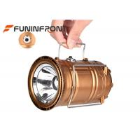 Wholesale 13W Portable Camping LED Lanterns USB Rechargeable Emergency Solar Lights from china suppliers
