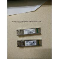 Wholesale Plug In Interface Type Cisco SFP Modules Transceiver 10 Gigabit Ethernet SFP+ SFP-10G-LR from china suppliers