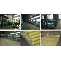 Glass wool and rock wool insulation with CE and sgs for building